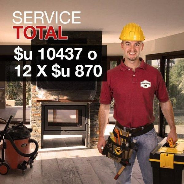 service 2 – total SQ